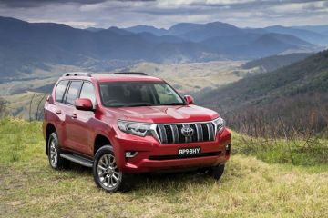 2018 Toyota Prado VX Review