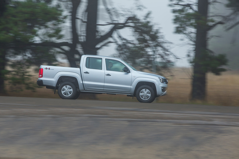 Volkswagen Amarok TDI550 Core Review