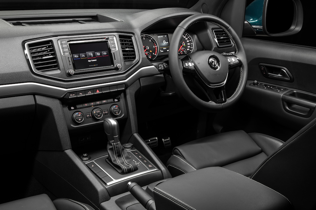 2019 Volkswagen Amarok Ultimate 580 Review
