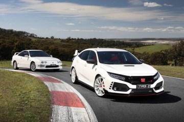 Honda Civic Type R - Carbon Accessories