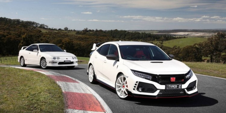 Honda Civic Type R - Carbon Accessories