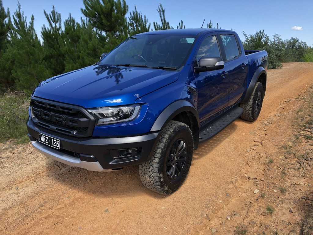2019 Ford Ranger Raptor Review