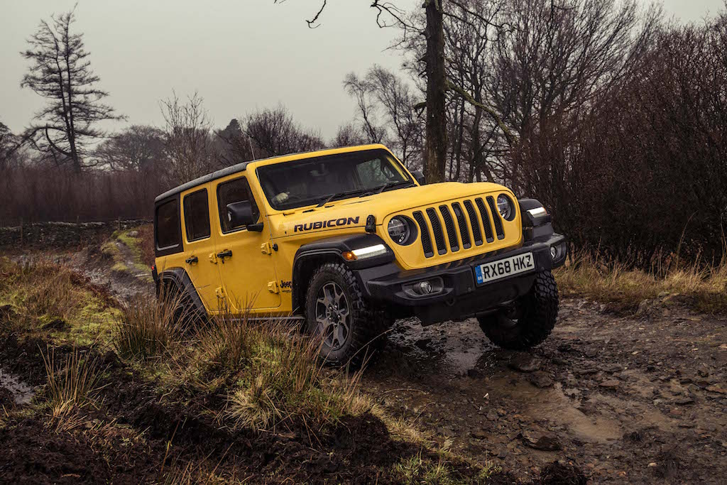 2019 Jeep Wrangler Rubicon Review Practical Motoring
