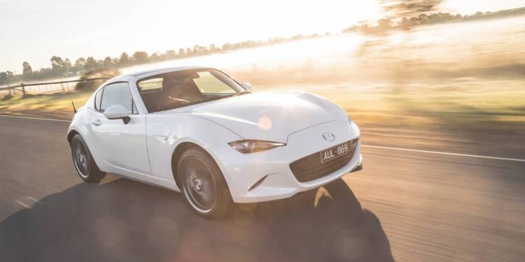 2019 Mazda MX-5 RF GT review
