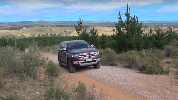 2019 Ford Everest Titanium Review by Practical Motoring