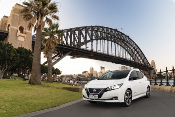 2019 Nissan Leaf review by Practical Motoring