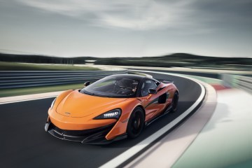 2019 McLaren 600LT Review
