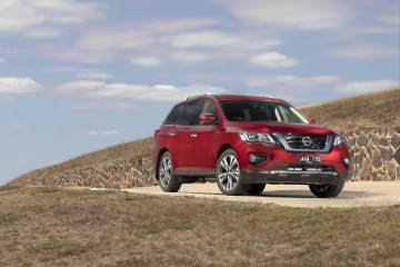 The updated Nissan Pathfinder range has grown to four variants with improved safety from entry and the debut of Nissan's Rear Door Alert.