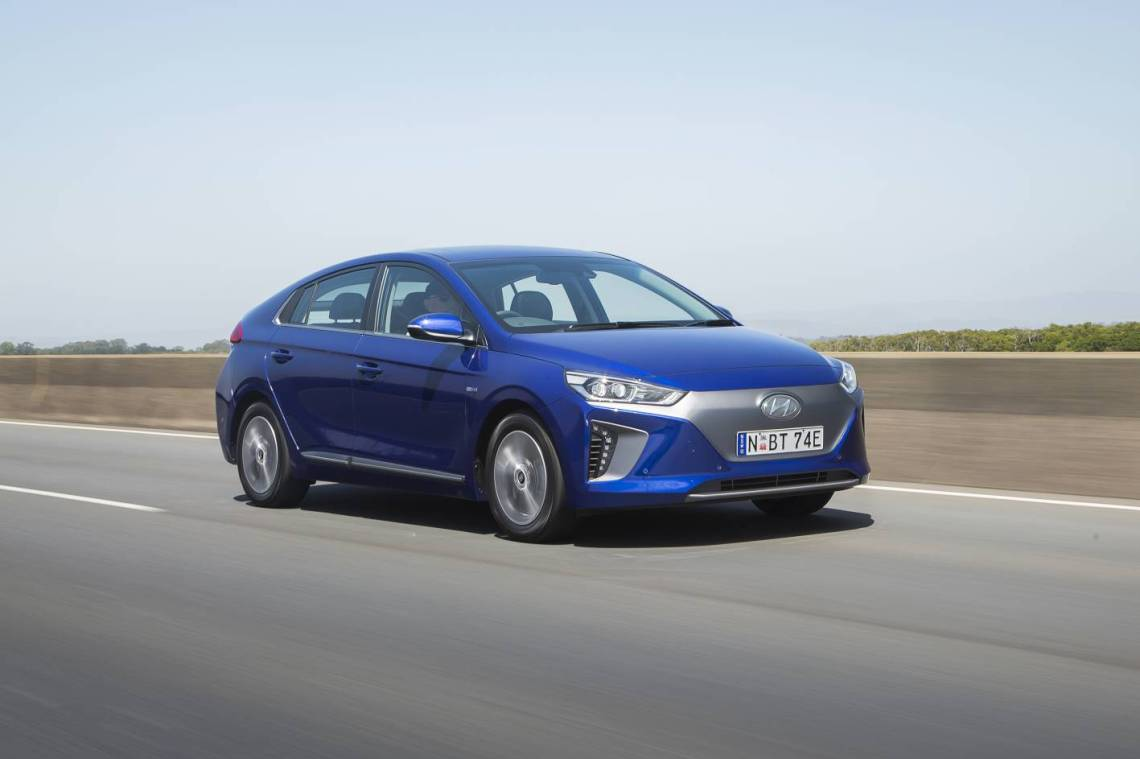 Hyundai Ioniq 2019 Review: Hybrid, Plug-In and Electric
