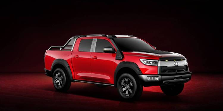 all-new Great Wall Ute