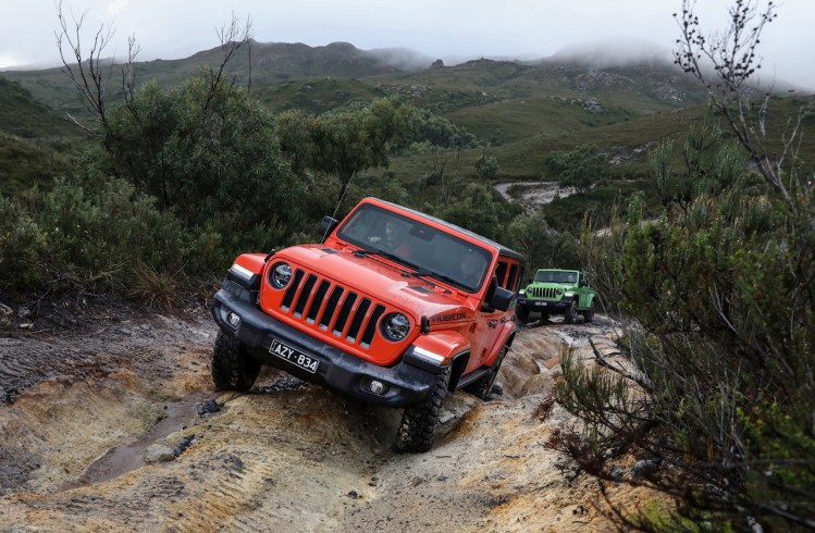 2019 Jeep Wrangler Rubicon review