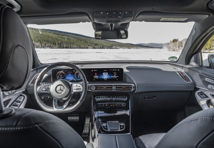 2019 Mercedes-Benz EQC First Drive Review