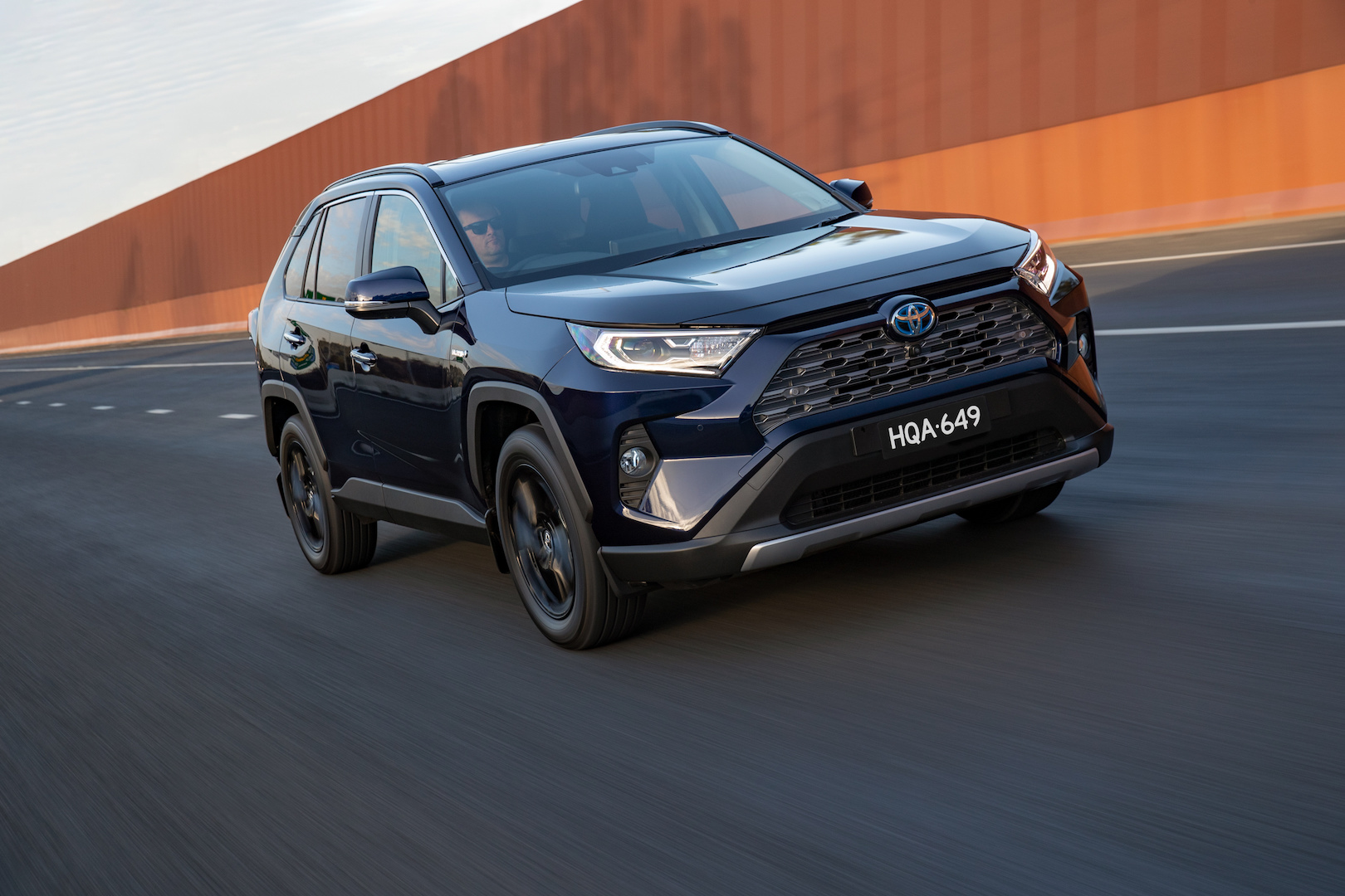 2019 toyota rav4 hybrid review practical motoring. Black Bedroom Furniture Sets. Home Design Ideas