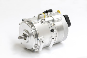Continental claims its new 30kW electric motor is capable of regenerating twice as much electricity as competitor products and is perfect for 48-volt mild-hybrid applications.