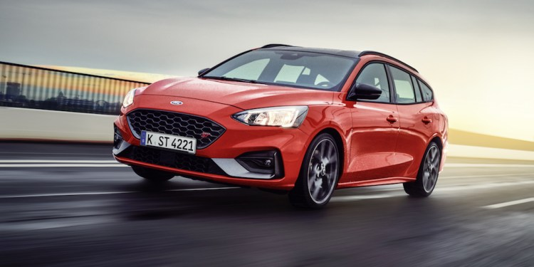 2020 Ford Focus ST Wagon