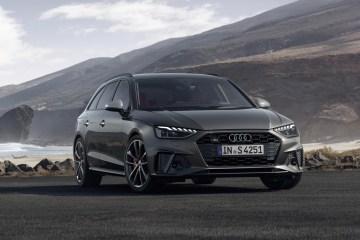 new Audi A4 revealed