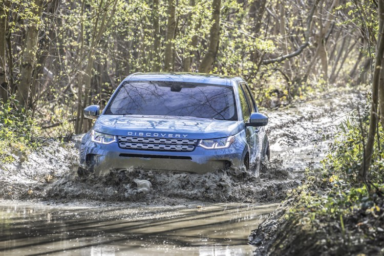 refreshed 2020 Land Rover Discovery Sport
