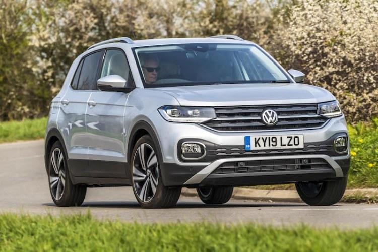 2019 Volkswagen T-Cross Review