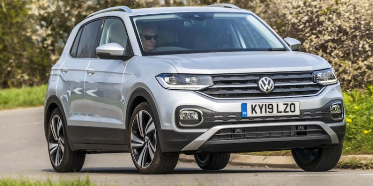 2019 Volkswagen T-Cross Review