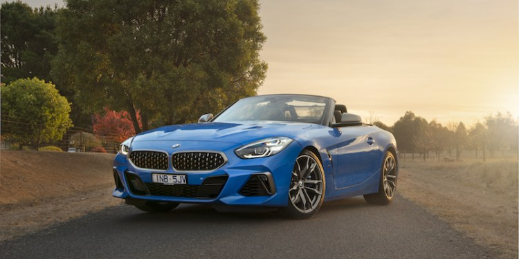 2019 BMW Z4 M40i Review