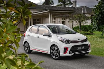 Practical Motoring Says It's no hot hatch – a long way from it – and in that sense the GT badge is perhaps pushing things a touch. But the Picanto GT is a fun-to-drive city hatch positively oozing value. If you're happy to change gears yourself and want something with a hint of pizazz there are worth ways to leave change from $20K. Just don't think of it as a hot hatch.