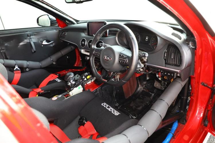 Kia Stinger GT240