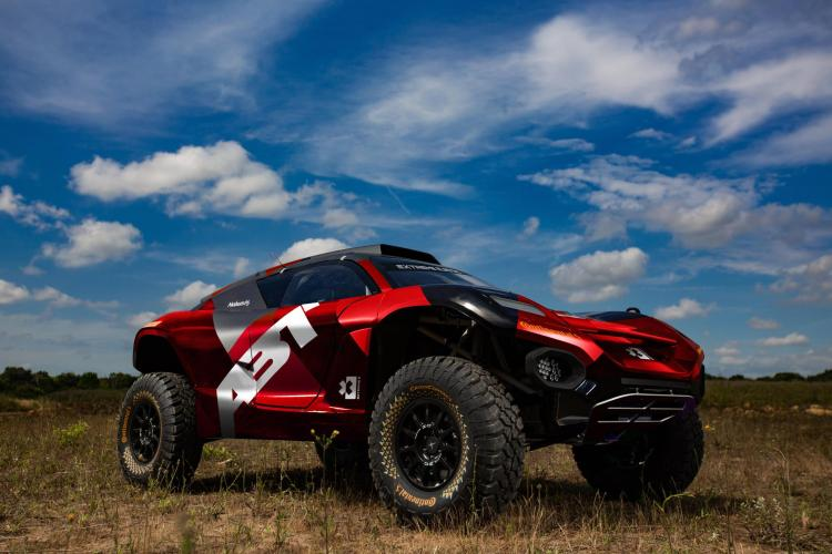 The VW tuner and Formula E title winner, ABT Sportsline, has announced it will be one of 12 teams competing in the Extreme E off-road racing series.