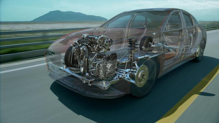 Hyundai CVVD engine