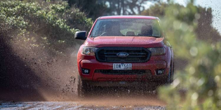 Ford has added the Ranger Sport to the local line-up this month sitting between the XLS and XLT variants.