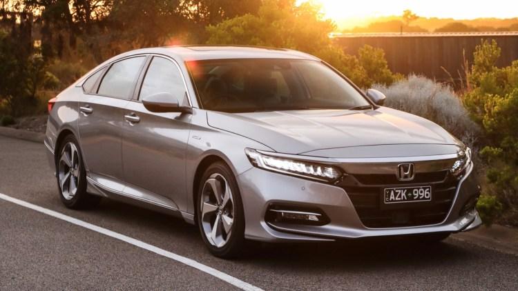 Honda Accord 2020 Hybrid
