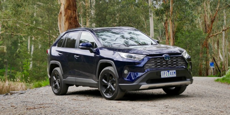 Toyota Rav4 Hybrid review