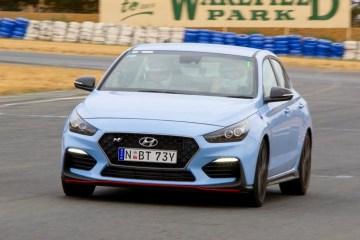 Hyundai i30 N racing track warranty