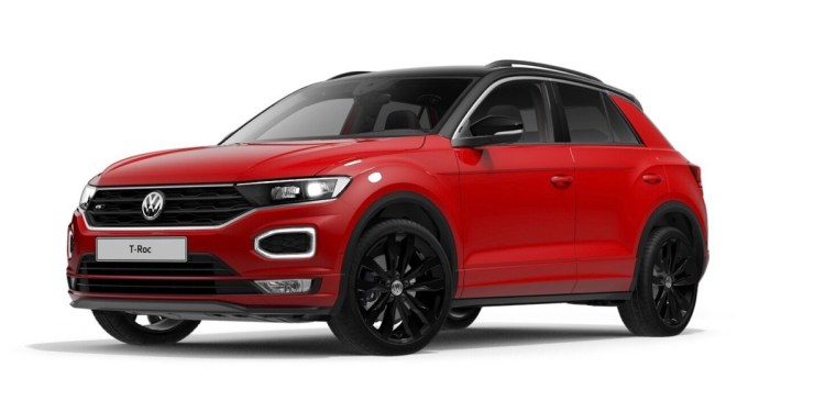 VW T-Roc SUV Australia buy