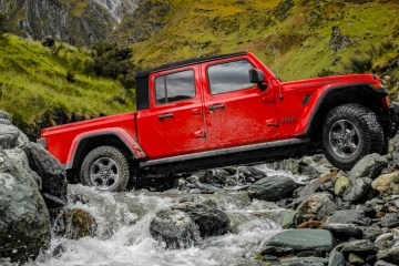Jeep Gladiator Australia review