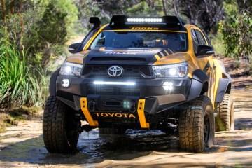 Toyota Hilux Tonka like GR