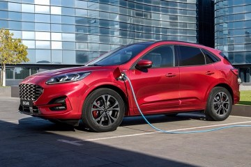 Australia Ford Escape PHEV