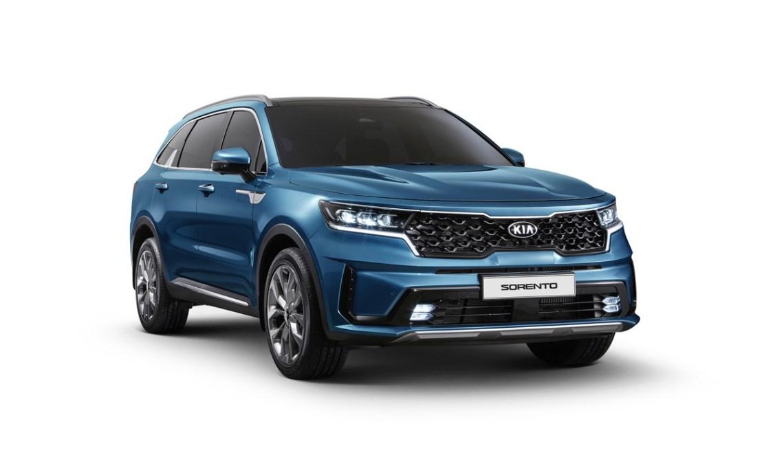 2020 Kia Sorento SUV front