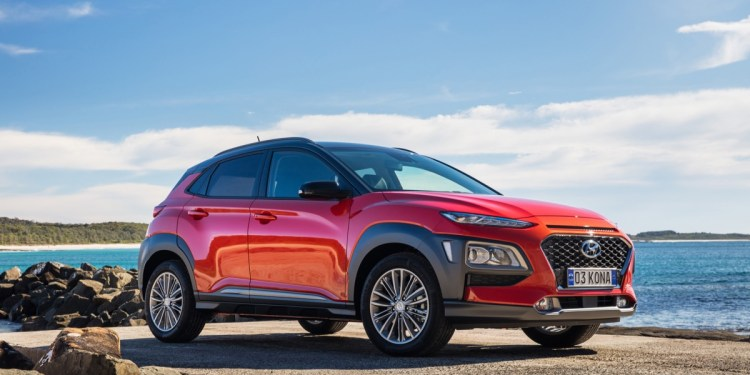 Hyundai Kona Elite review