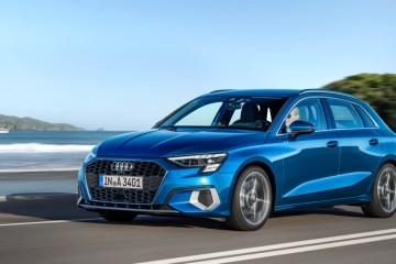 Audi A3 for Australia 2021