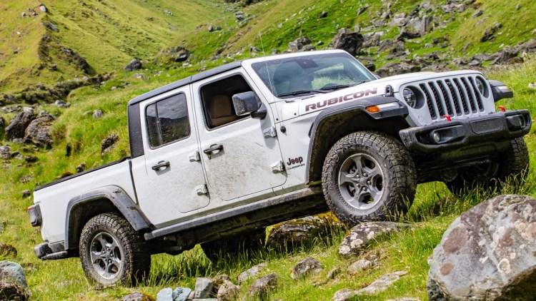 Jeep Gladiator Australia 2020