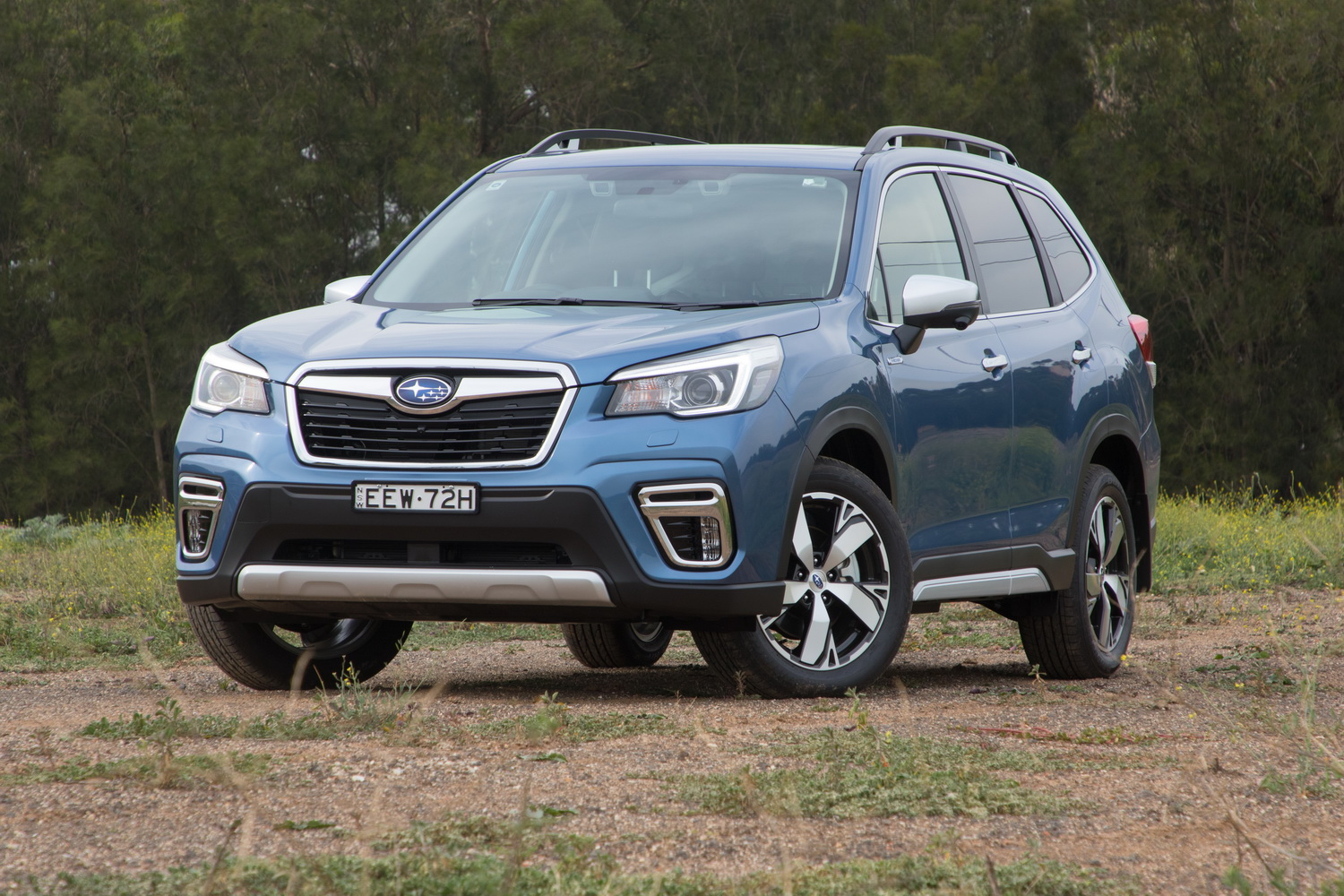 2020 subaru forester hybrid s review  practical motoring