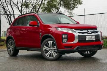 2020 Mitsubishi ASX Exceed Australia
