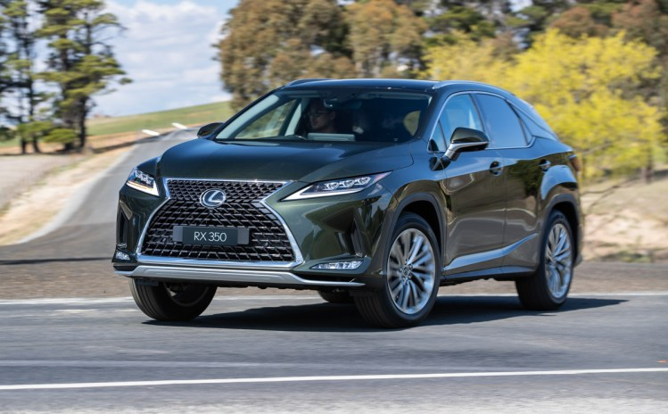 2020 lexus rx 350l sports luxury review | practical motoring