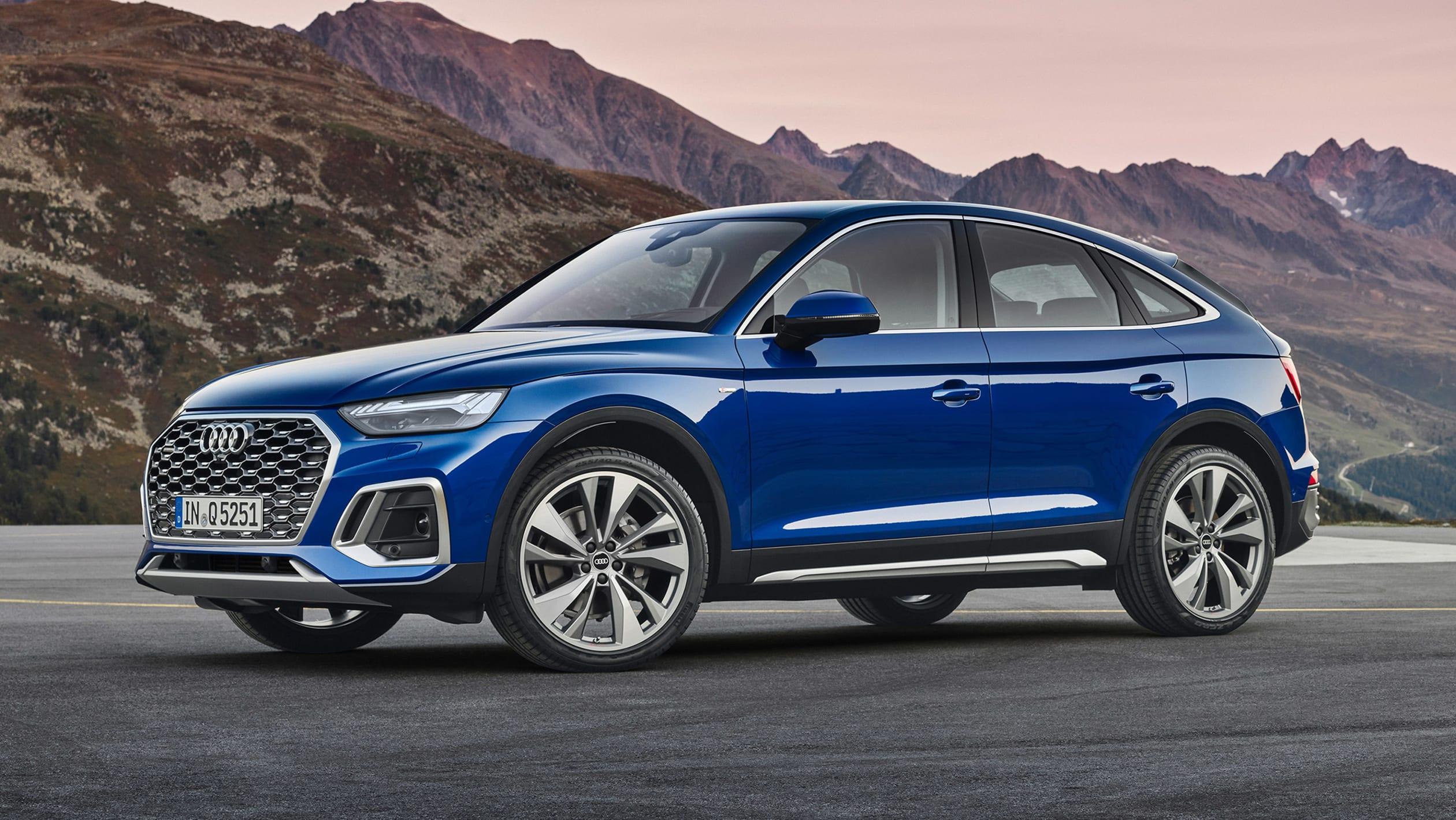 Audi Q5 Sportback revealed | Practical Motoring