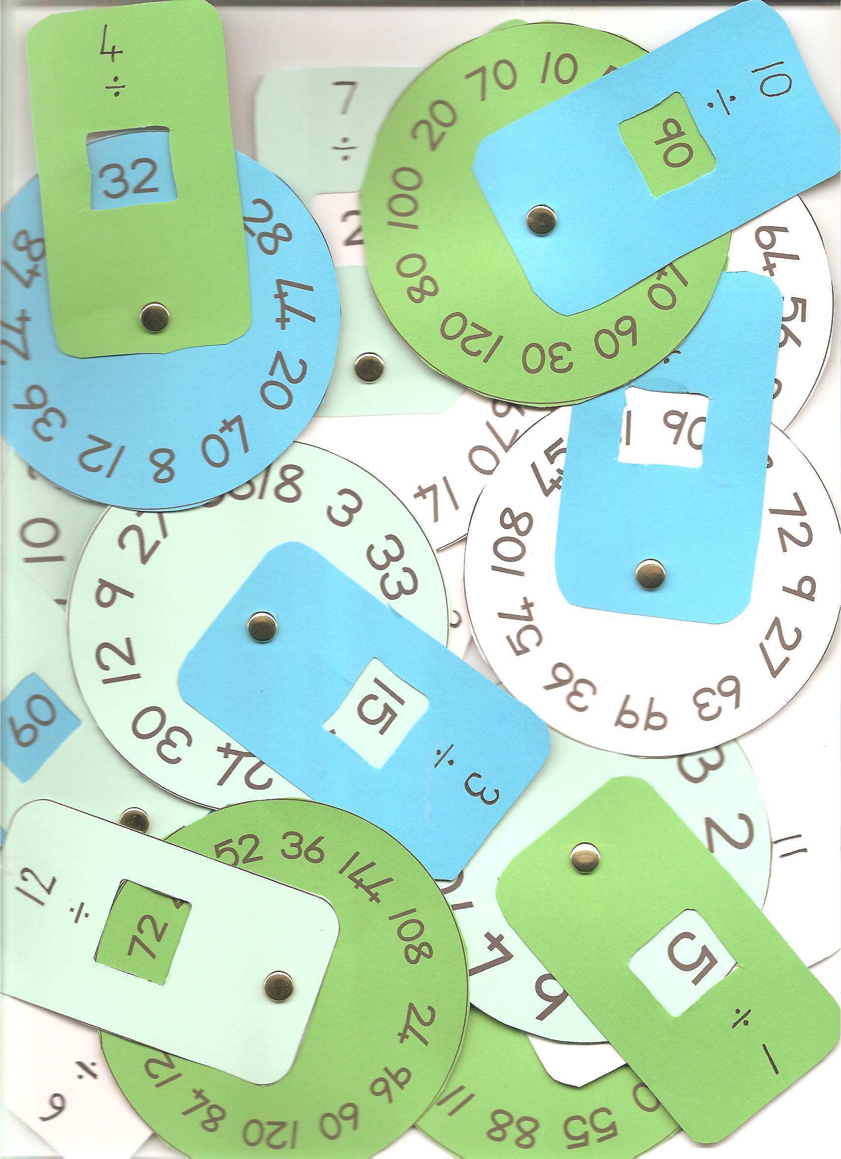 Maths Manipulatives Makes Maths Fun