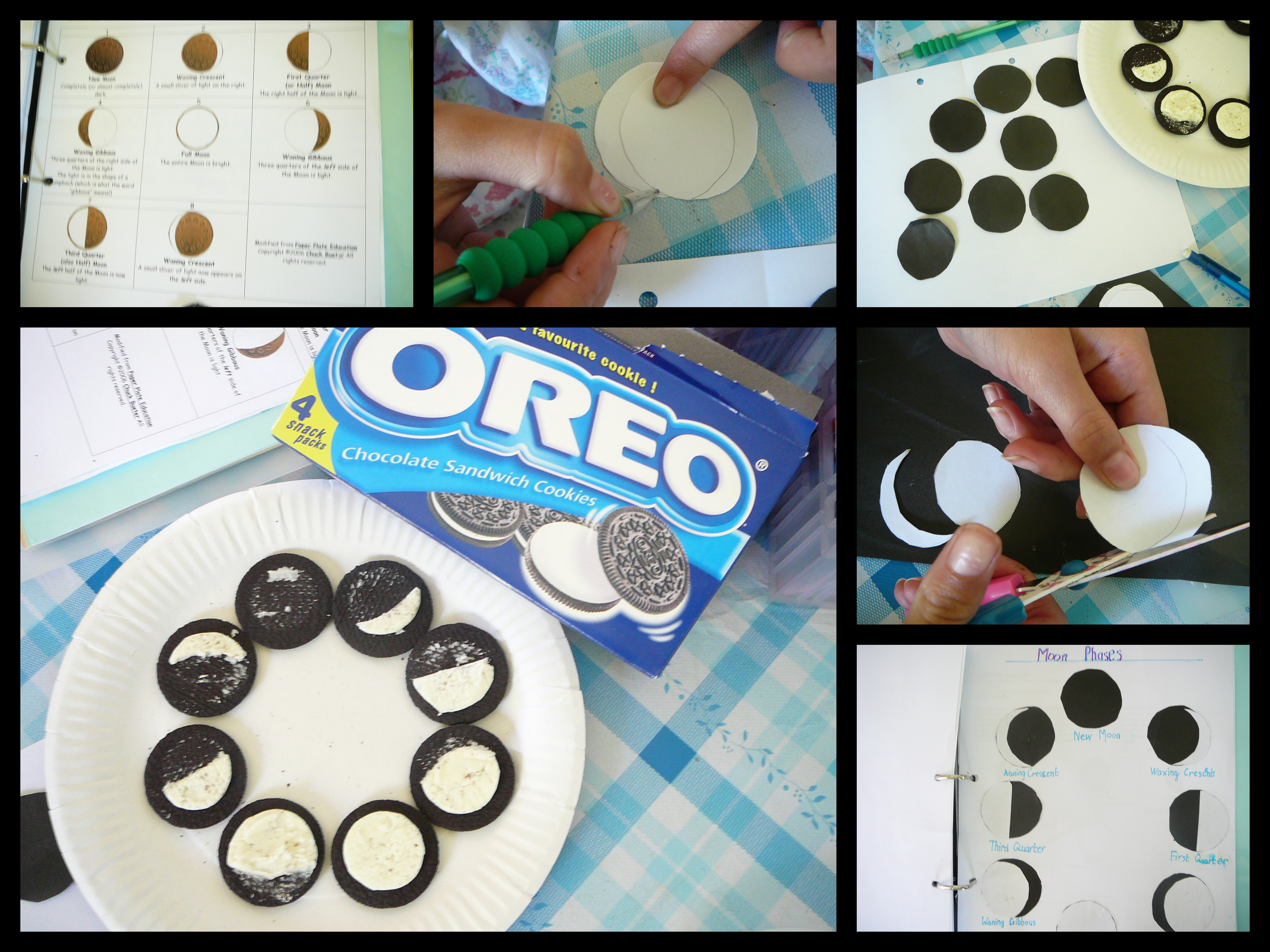 Fun With Oreo Moons