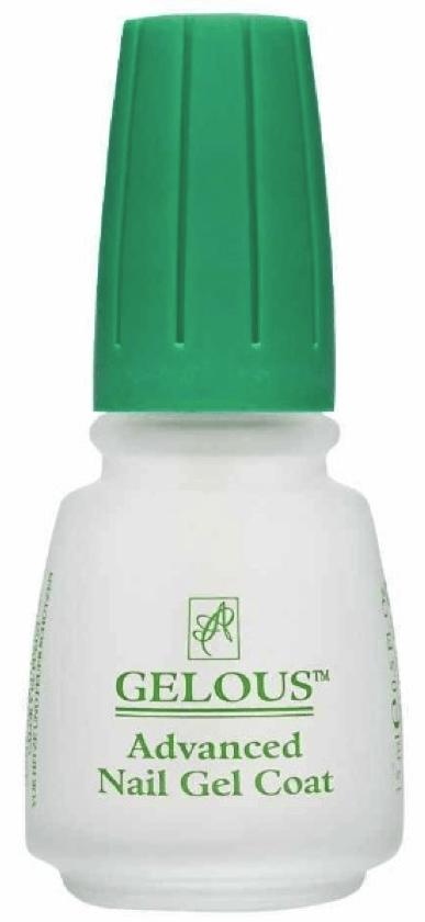A Bottle Of Gelous Nail Gel Base Coat
