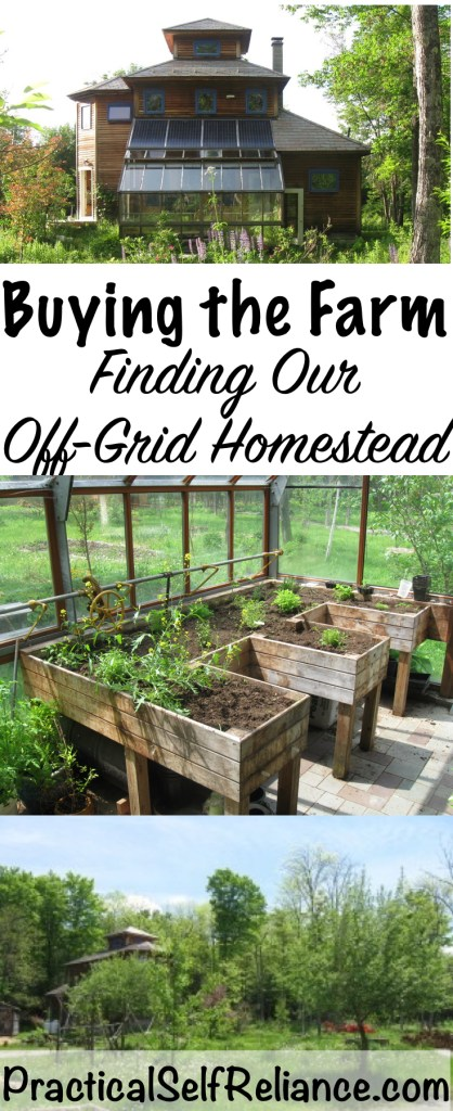Buying the Farm- Finding Our Off Grid Homestead #offgrid #preparedness #survival #shtf #homesteading #prepper #selfsufficiency #selfreliant #offgridhome