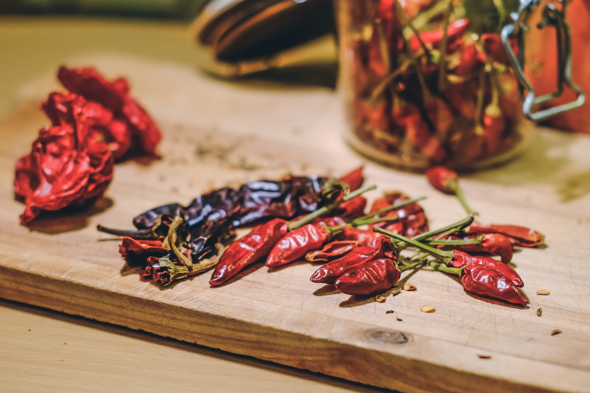 Chili Peppers are a natural anti-inflammatory food