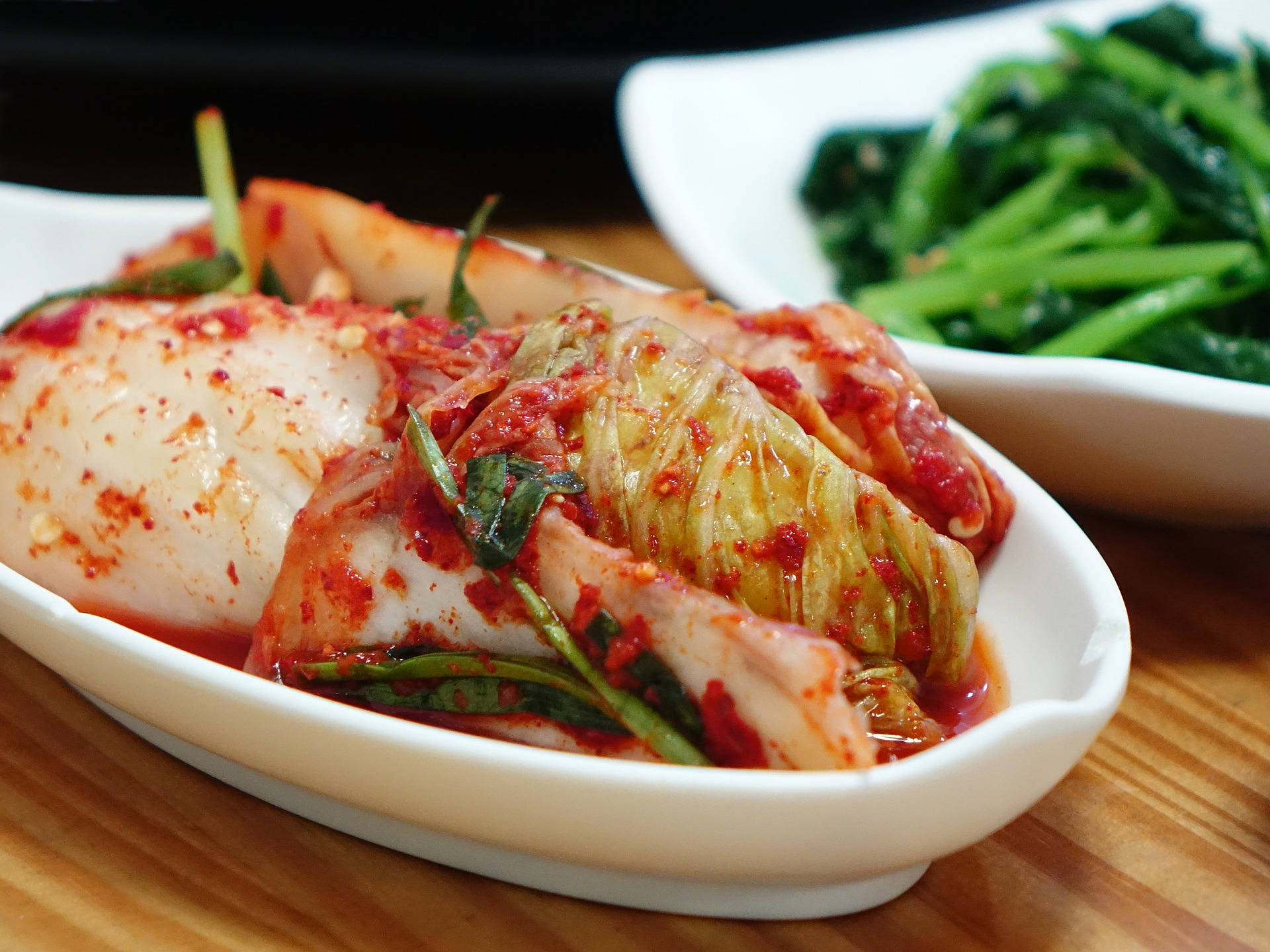 Kimchi for digestion